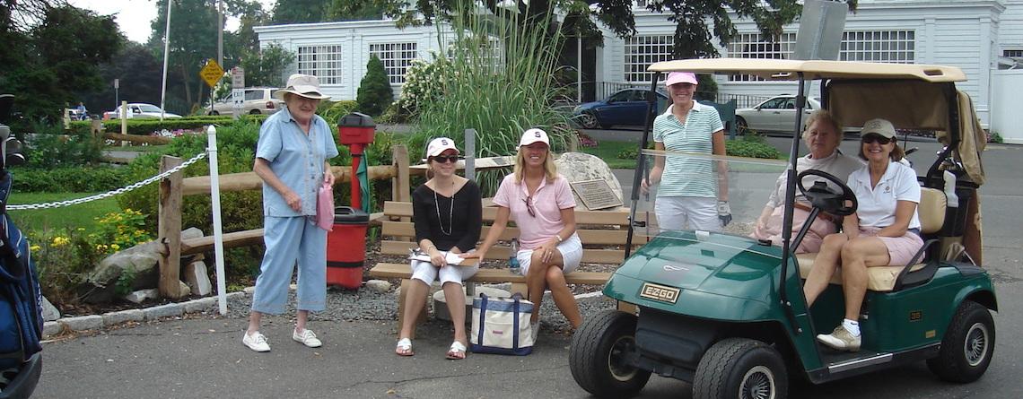The Longshore Ladies 9 Hole Golf Association